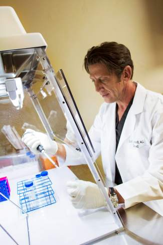 Vail doctor leading the way in adult stem cell therapy