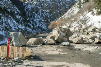 The federal government will kick in $1 million to help cover the estimated $2 million-$5 million cost to repair damage on Interstate 70 in Glenwood Canyon caused by the Feb. 15 rockslide that closed the interstate for nearly a week.