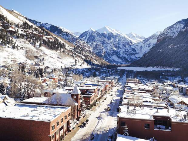 Telluride isn't immune to Colorado's high country housing problem. But it's finding a solution in diversification