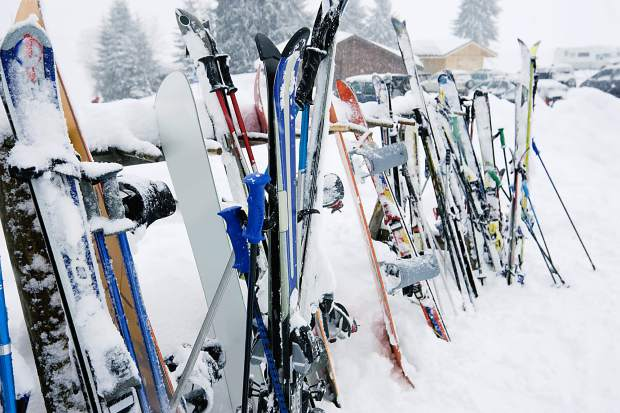 With a few ski thefts already reported across the county, local police suggested locking skis and tracking serial numbers to prevent the thefts from snowballing this season.