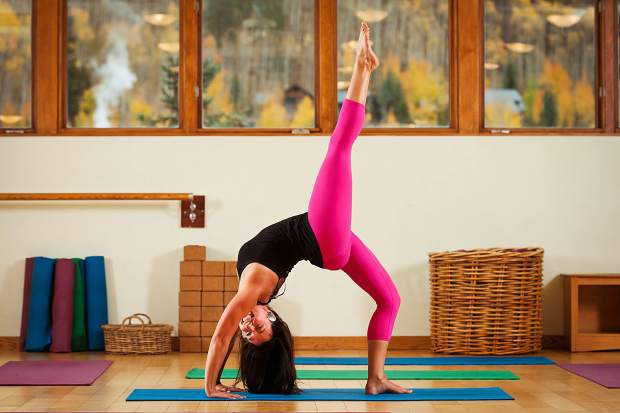 Photo Practice Yoga By Candlelight At Dogma Athletica Dec 30