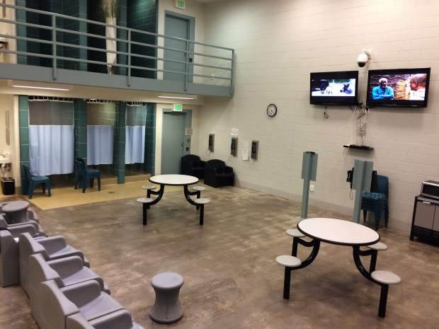 Eagle County jail wrestling with capacity as budget woes