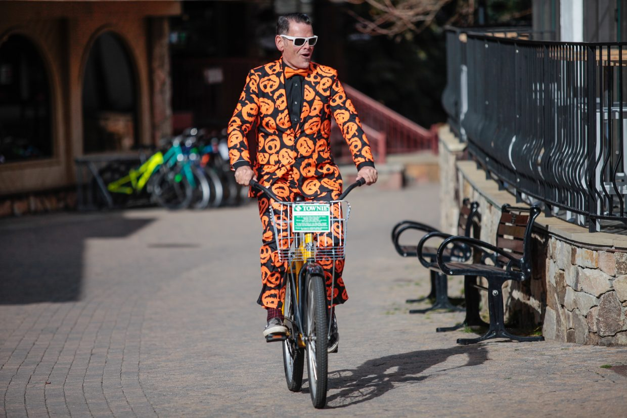 Not only kids were dressed in the Halloween spirit Tuesday, Oct. 31, in Vail. The annual event took place in Vail and Lionshead villages.