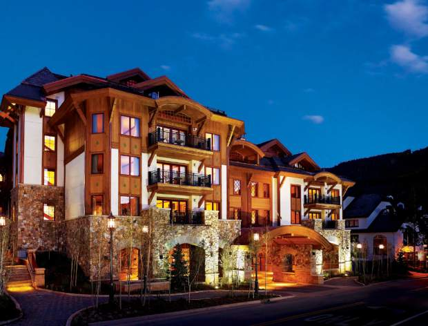 Vail Valley hotels take five of top 10 spots on list of best