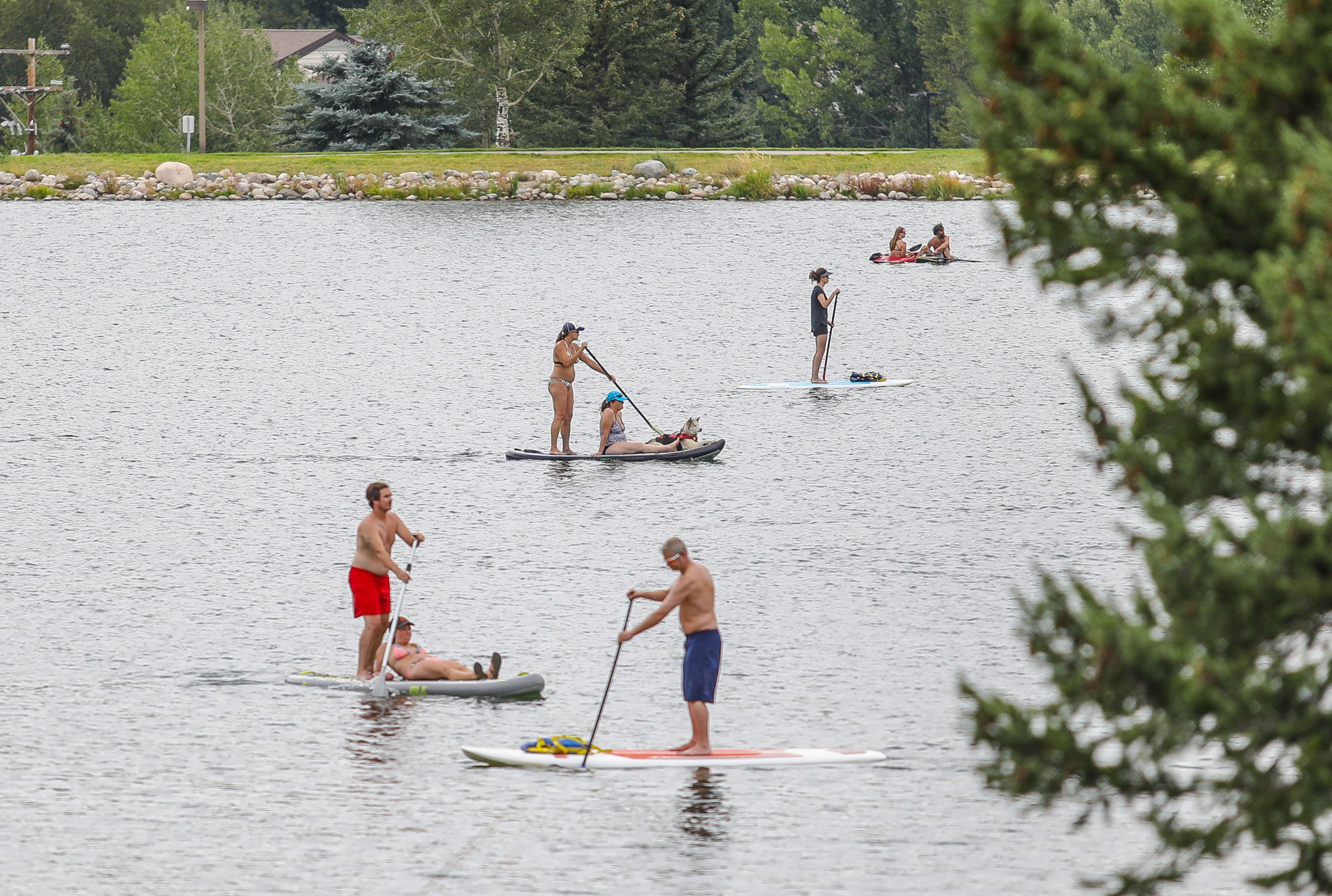 Best Stand-up Paddleboarding Spot — Best of Vail Valley 2019