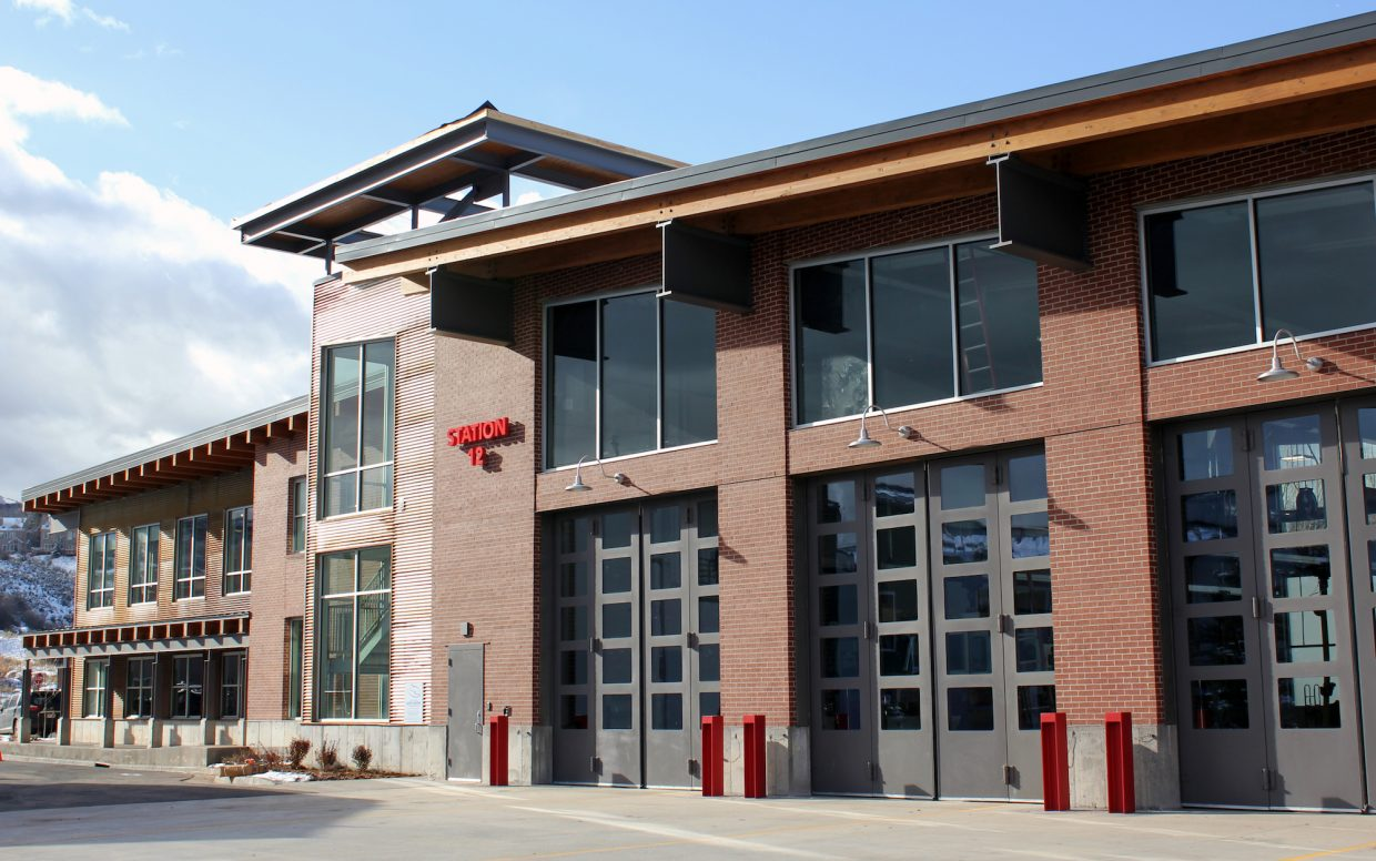 Station 12 was made possible when mid-valley voters approved a tax increase.