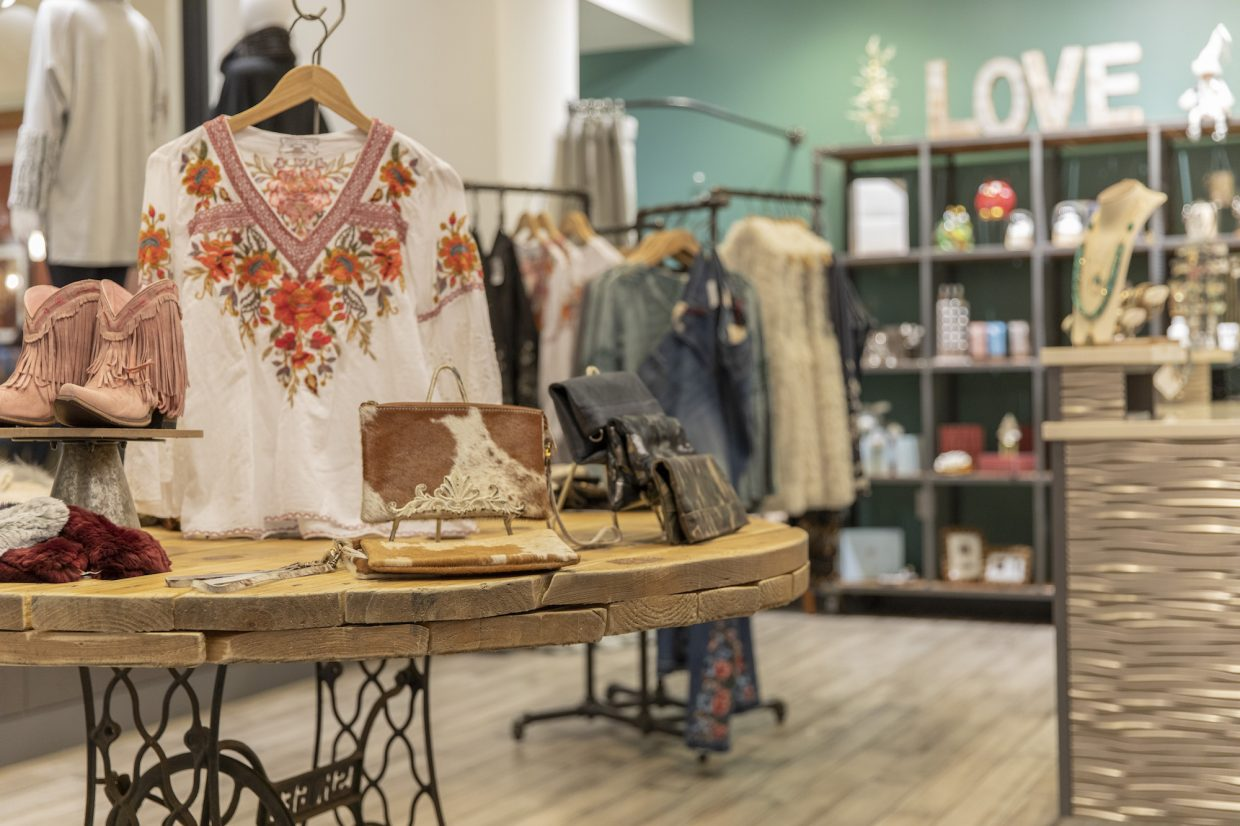 New store in The Westin lobby offers unique clothing, gifts