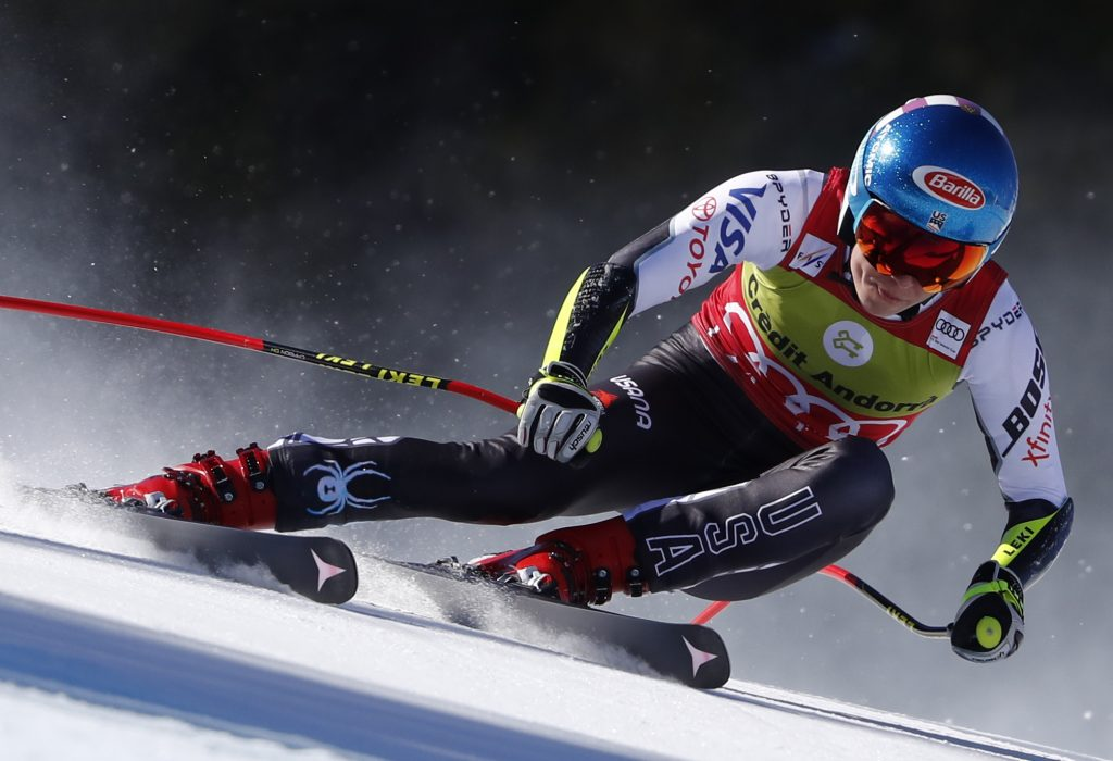 Is more speed racing, particularly in super-G, in the cards for Mikaela Shiffrin in 2019-20?