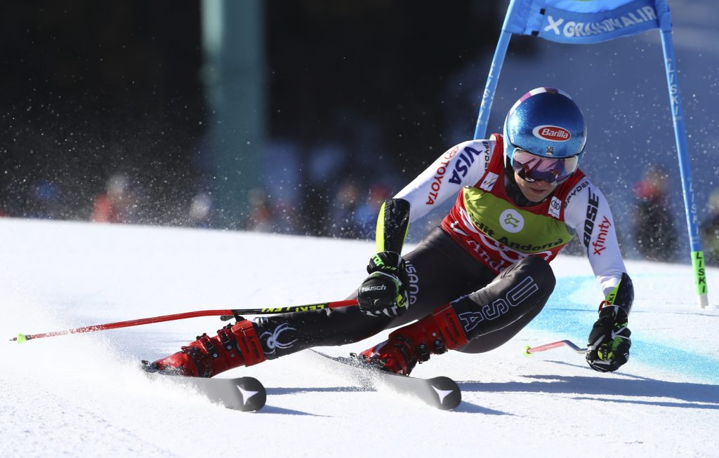 Mikaela Shiffrin is having a busy offeason with an ESPY nomination for Best Female Athlete as well as cheering on the American World Cup soccer team.