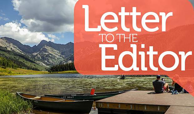 Letter: Thanks to Minturn for preserving water rights