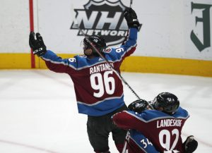 Avalanche wins OT thriller against Flames, takes 3-1 series lead