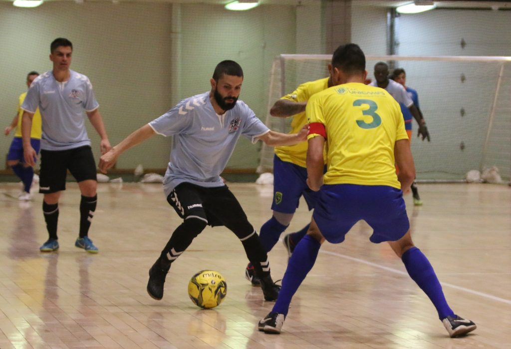 Cesar Castillo was tapped to be a member of Team USA for an indoor match against Brazil. Castillo scored one of two goals for the U.S., and had an assist on the other one.