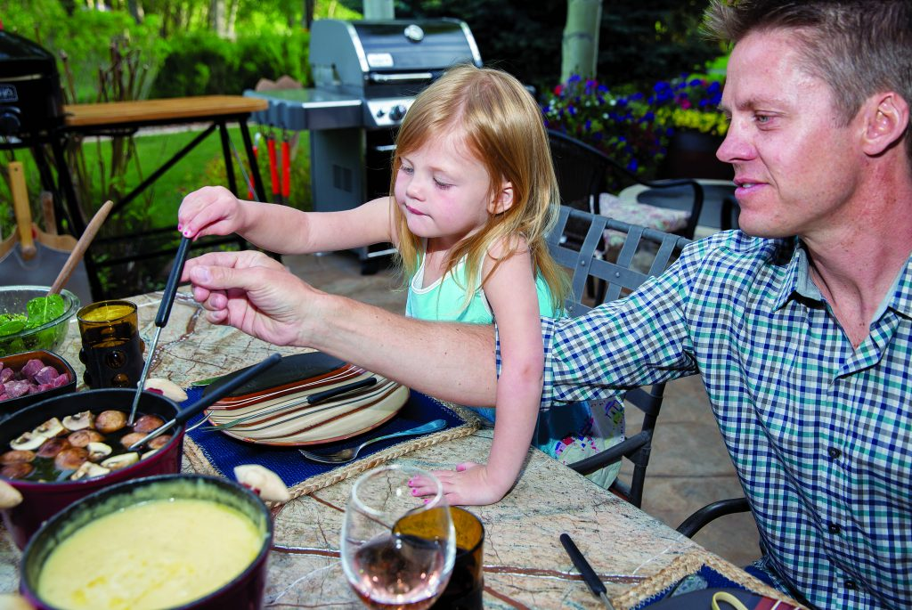 Fondue at Home offers a family friendly at-home catered dining experience for all ages thats perfect for summer.