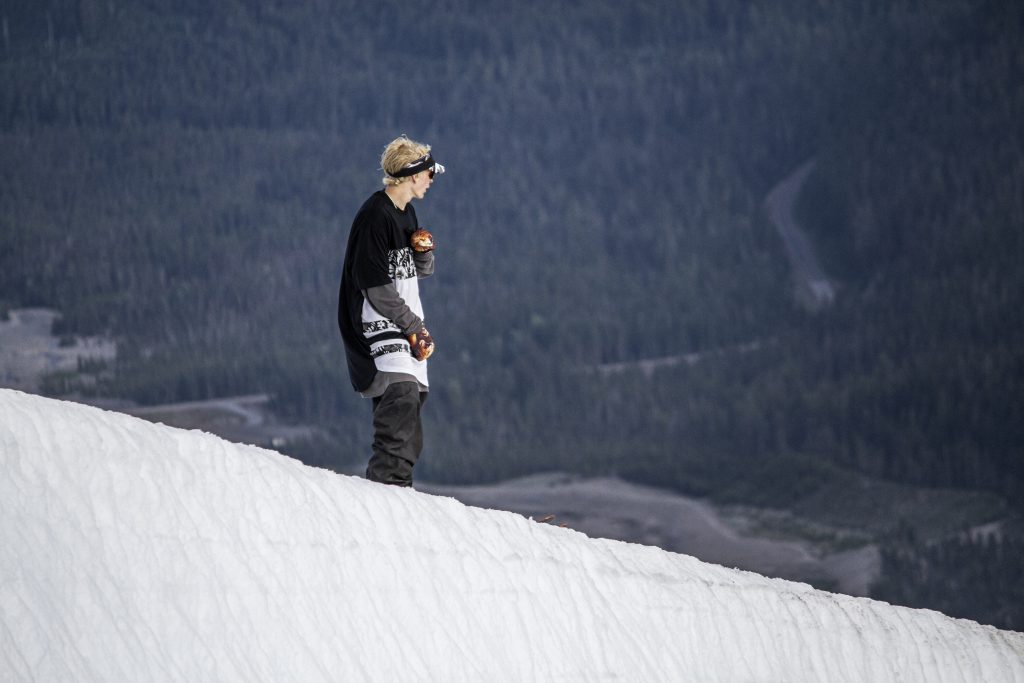 Athlete: Taylor Seaton Photo: Topher Newett July 12, 2019, Timberline Pro Park in Mt. Hood