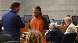 Accused SUV stealer faces 22 charges, possible life in prison as habitual criminal