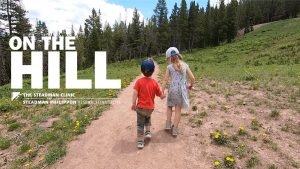 VIDEO: Hiking with kids on Vail Mountain