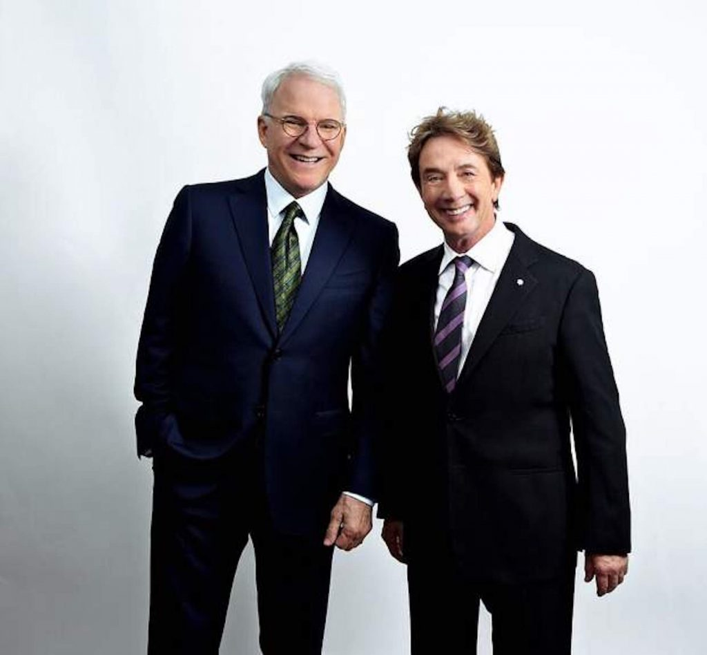 This year's Whistle Pig Vail music series kicks of this weekend with the comedy and music of Steve Martin and Martin Short.
