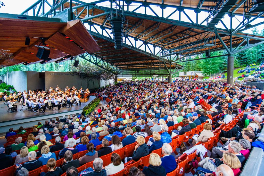 """The Philadelphia Orchestra will showcase music by Mozart and Rachmaninoff on Friday and the opera, """"Tosca"""" on Saturday."""