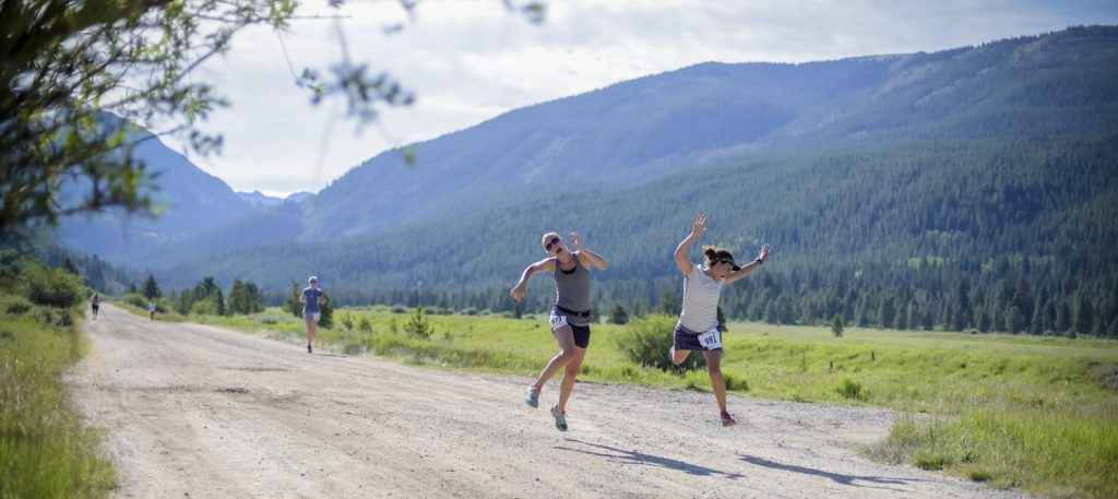 The Camp Hale Half Marathon takes place this Saturday at this historic location.