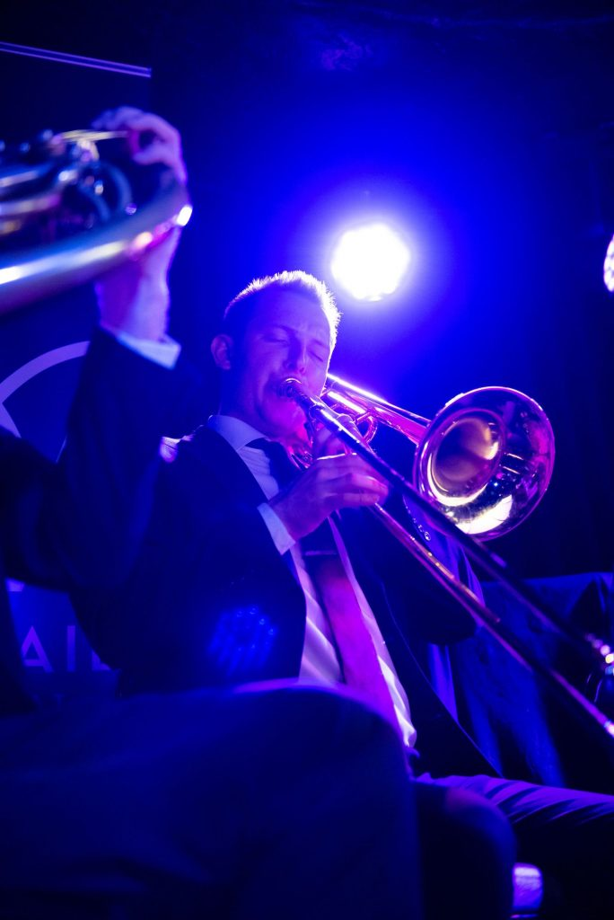 The Brass Project will feature a six-piece band playing tunes from Bach, Franklin and more showcasing sounds from the trumpet, horn, trombone and tuba. This is part of the Bravo! Vail free concert series.