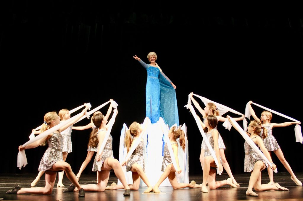 """Sign along with all of your favorite characters from """"Frozen Jr."""" as the Vail Performing Arts Academy brings characters like Elsa, Anna, Olaf to the Vilar Performing Arts Center's stage on Sunday and Monday."""