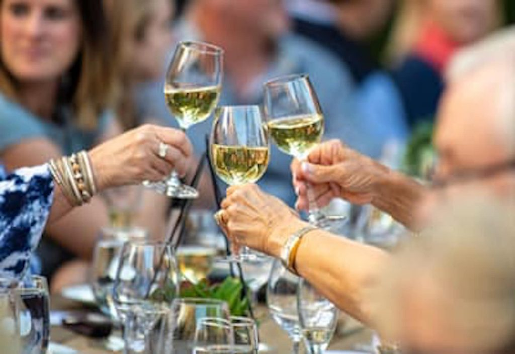 The 13th annual Beaver Creek Wine and Spirits Festival is being held this weekend with a combination of outdoor activities and indulgent eats and drinks.