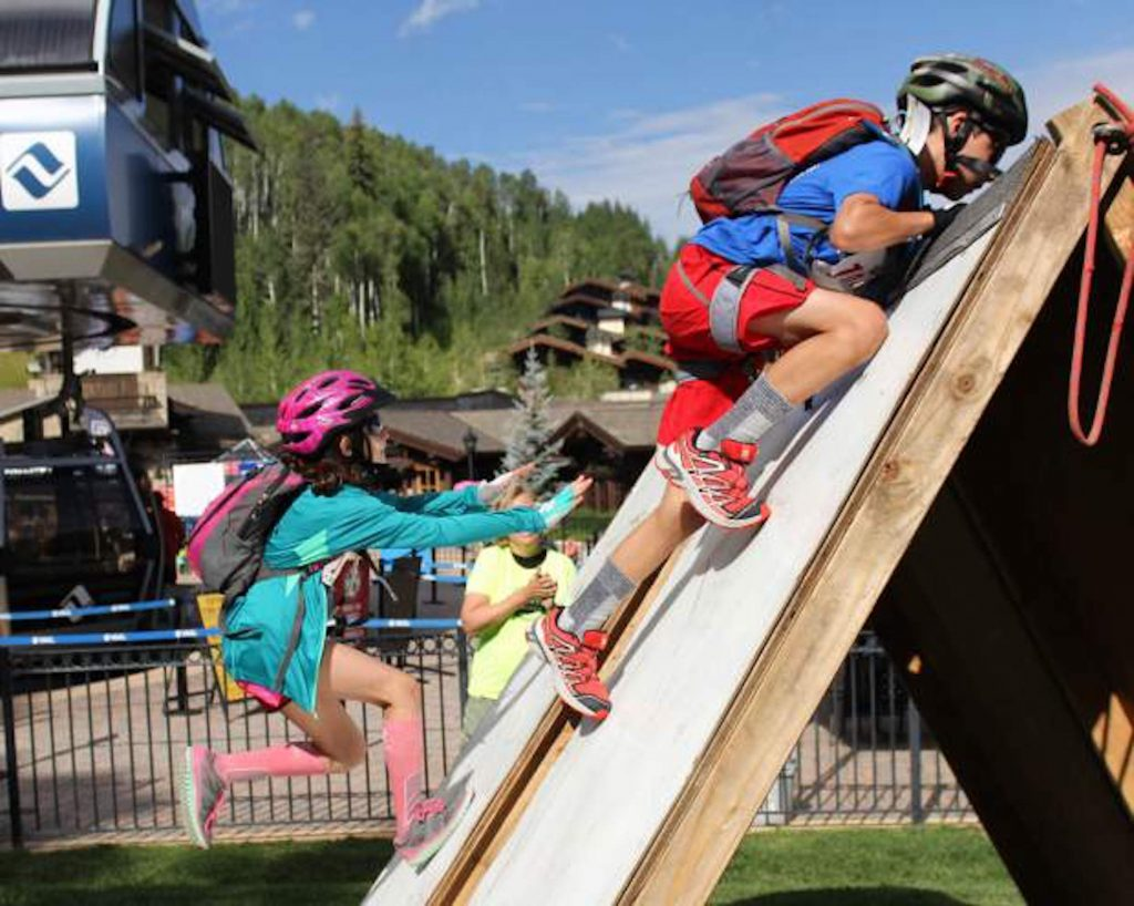 The Kids Adventure Games is a multi-discipline obstacle adventure race where kids compete on bike, in water and on foot through an adventure course featuring up to 15 man made and natural obstacles.