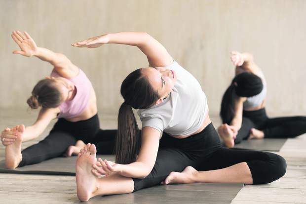 Vail Athletic Club is offering a yoga workshop for back pain