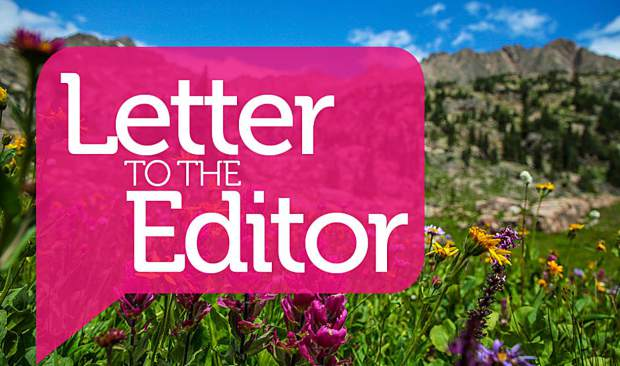Letter: There's no such thing as the Vail Valley
