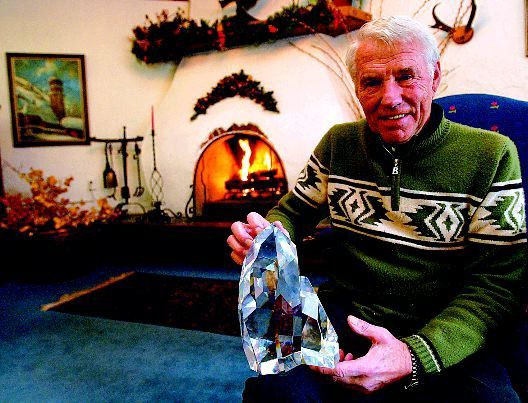 Vail legend Pepi Gramshammer dies at 87
