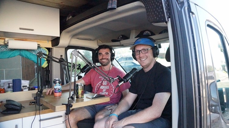 #VanLife on a teacher's budget: Dave and Matt Vans started in Vail Mountain School parking lot