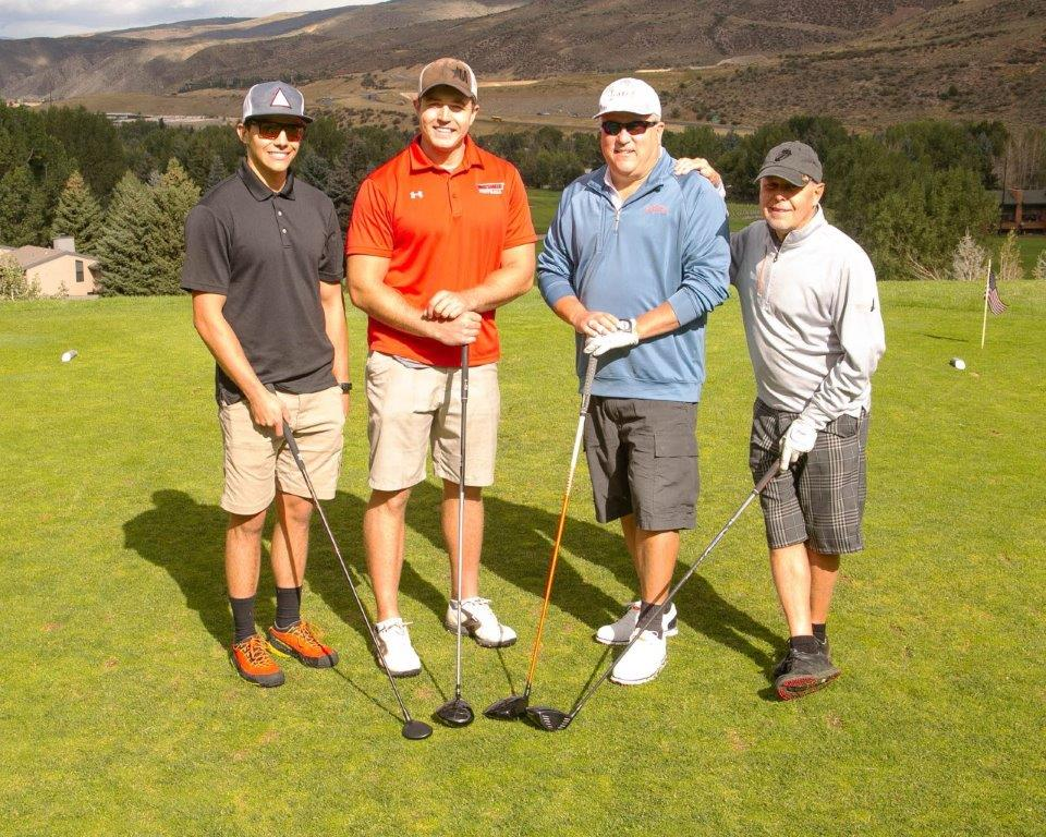 9/11 Memorial Golf Tournament at EagleVail raises money to support 6 local high school students (photos)