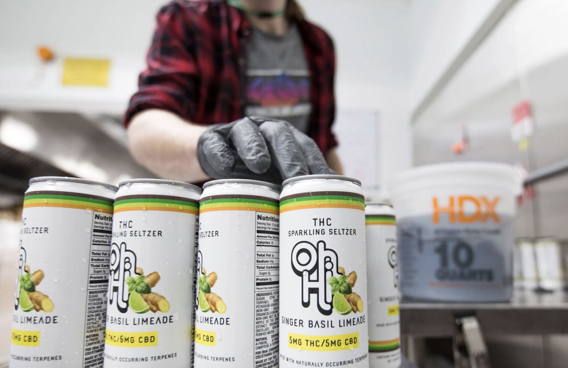 Colorado beer makers are expanding to cannabis beverages