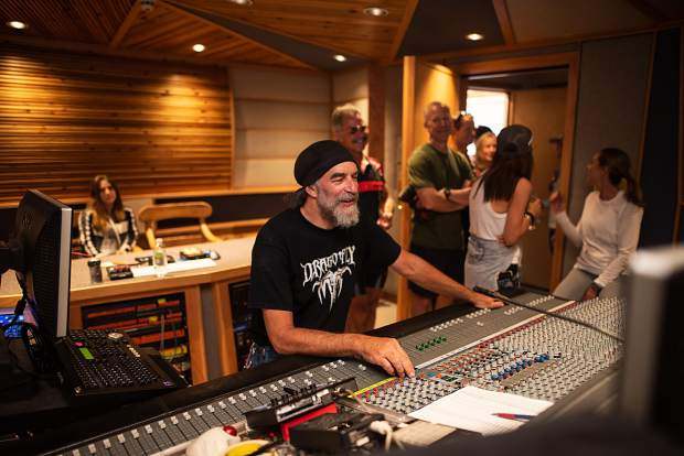 Inside Glenn Frey's Mad Dog Studios in Old Snowmass