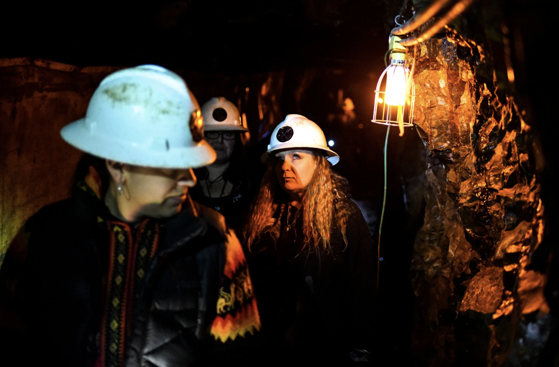 I spent a night with ghost hunters in a Colorado gold mine and lived to tell this tale