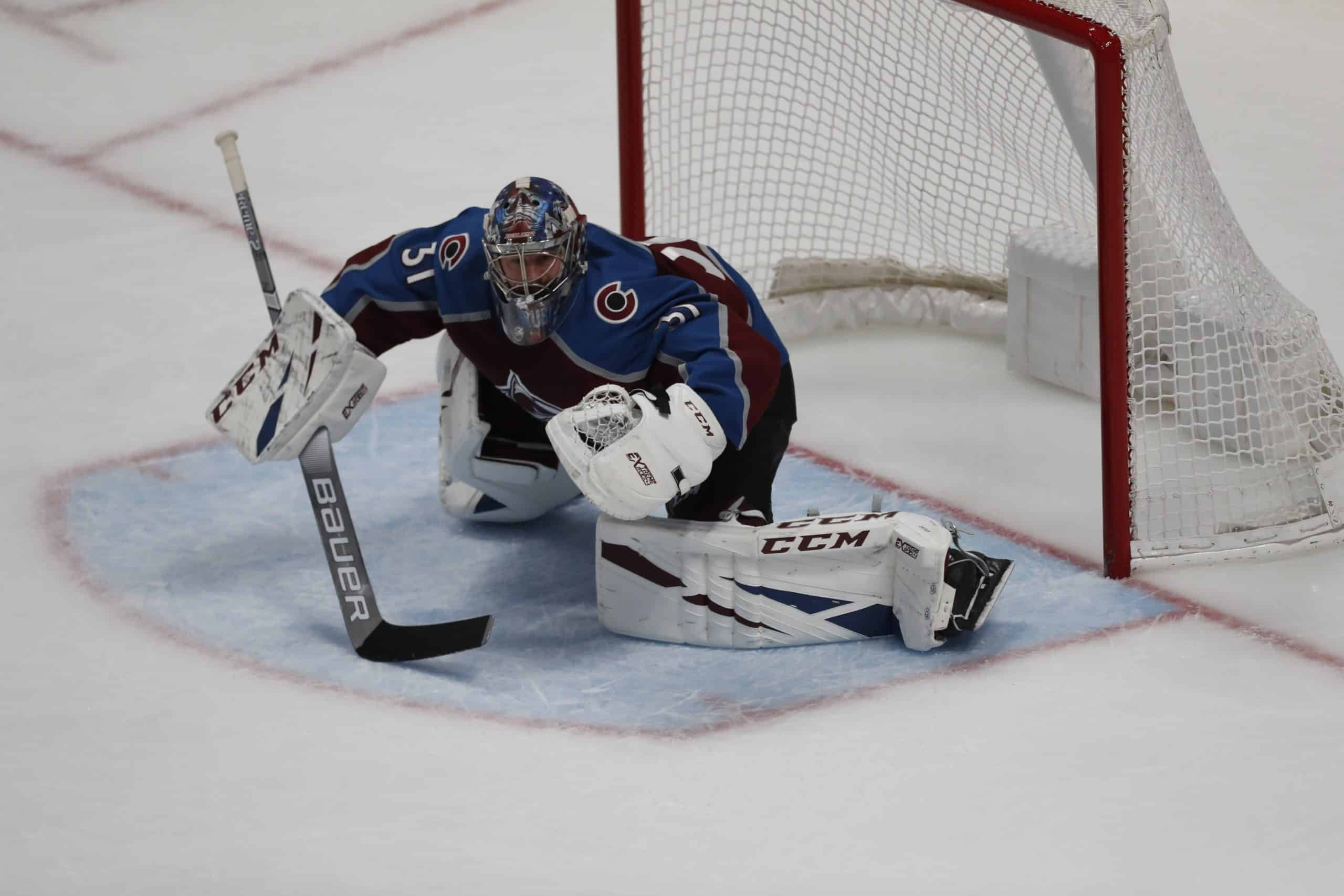 """Goalie Analysis: Colorado Avalanche could look into acquiring """"King"""" Henrik Lundqvist"""