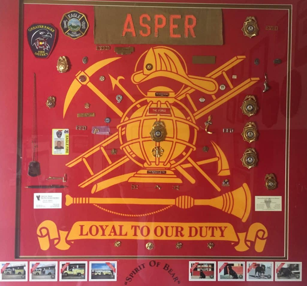 The hundreds of accolades, awards and citations Asper received account for a small percentage of the good he did.