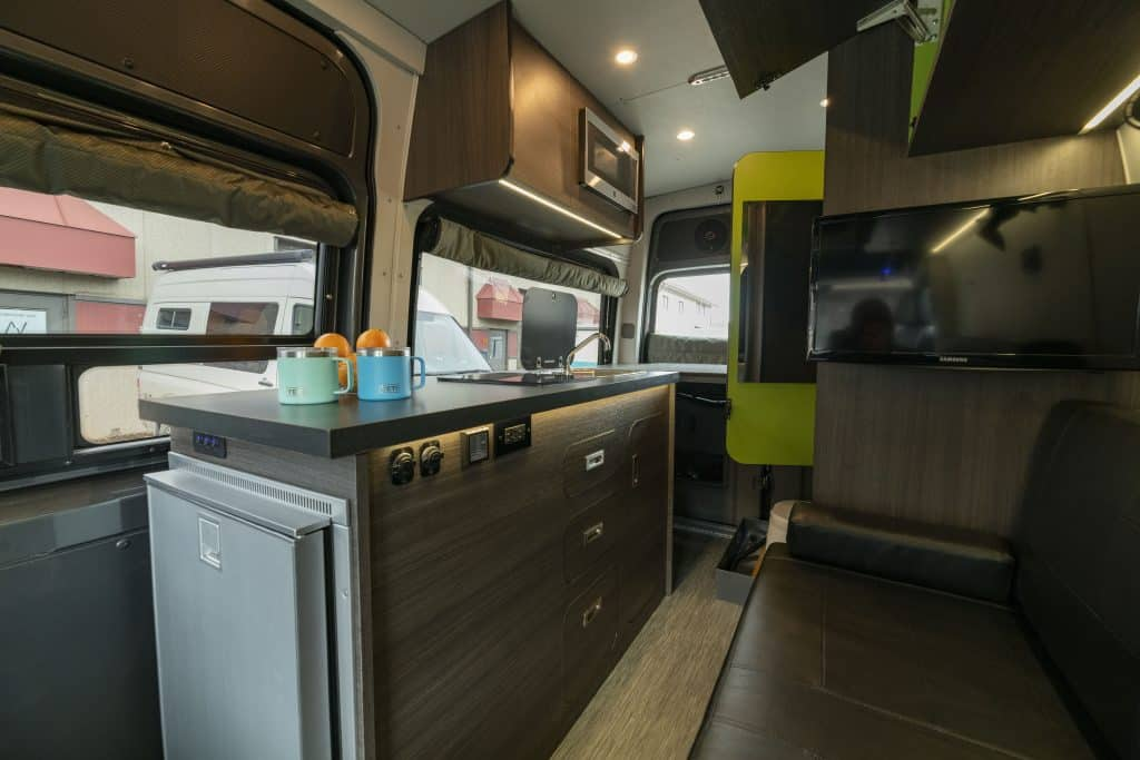 Local photographer launches Adventure Van after finding beauty, convenience of custom camper vans