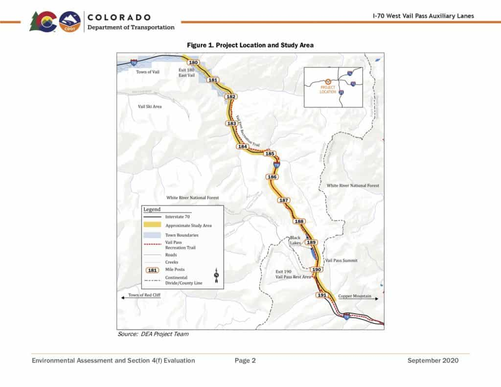 Vail Pass project looks to restore historic migration patterns in addition to reducing crashes