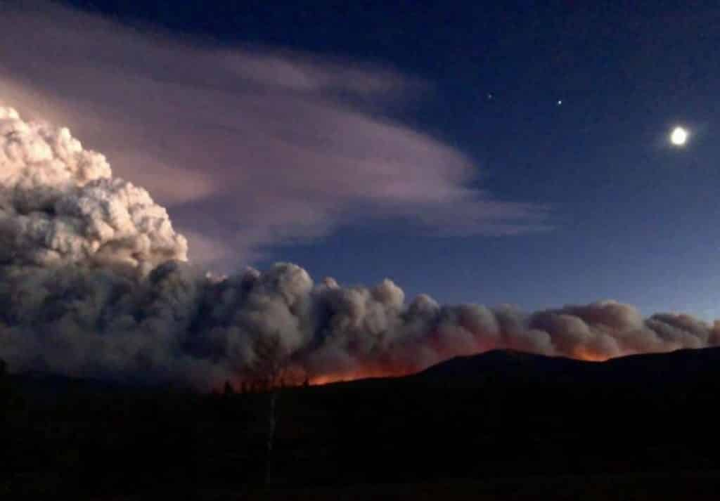 Eagle County isn't immune from the trend of mega-fires